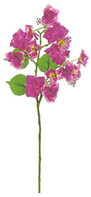 Trellis Hydrangea Branch, 25in (Set of 2)