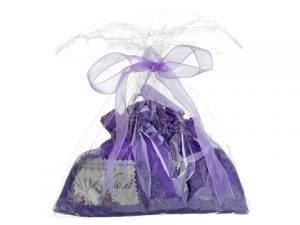 "10"" Lavender Sachets (3ea./Bag)Lavender"