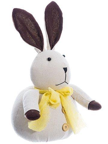 """12"""" Bunny Beige Brown"""