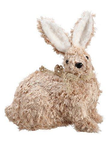"11"" Sitting Bunny Beige"