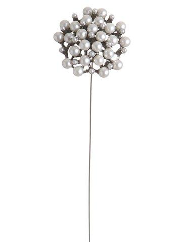 """13.5"""" Jewel Pick Pearl"""