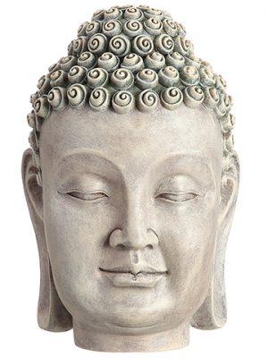 "11"" Buddha Antique Gray"