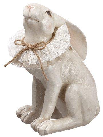 "11.5"" Bunny White"