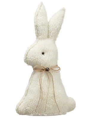 "17"" Bunny Cream"