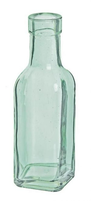 Vintage long neck bottle 6.25in