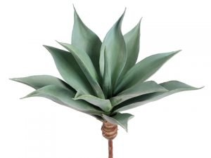 "17"" Agave Frosted Green"