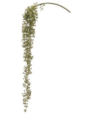 "30"" Hanging Succulent Spray Green"