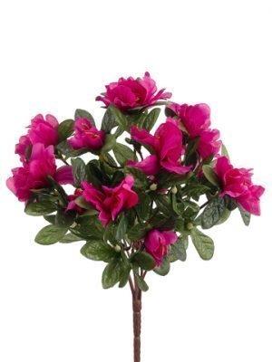 """13"""" Azalea Bush x7 Fuchsia"""