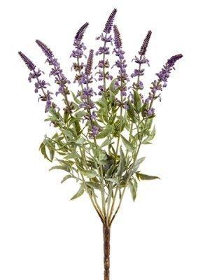 "18"" Lavender Bush x8 Lavender"