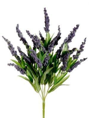 """17.5"""" Lavender Bush Purple"""