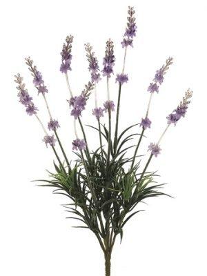 "14"" Lavender Bush X9 Lavender"