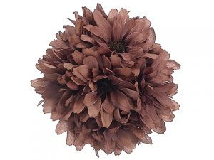 "4.5"" Mum Orb Brown"