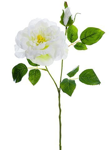 """17"""" Rose PickWhite"""