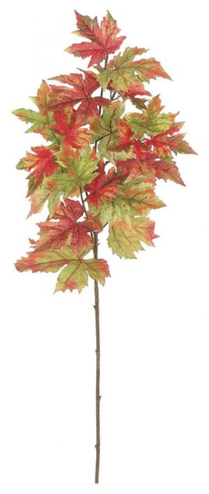 Sugar Maple Spray, 38in, Autumn