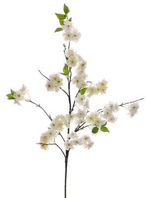 """50"""" Cherry Blossom Spray White"""