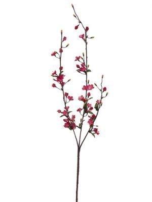 "28"" Mini Blossom Spray Cerise"