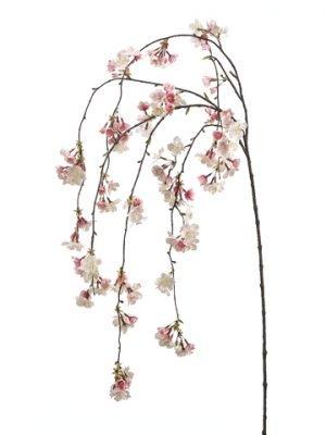 "58"" Cherry Blossom HangingSprayPink Cream"