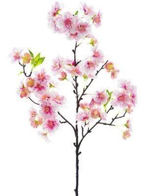 """18"""" Cherry Blossom Spray Pink"""