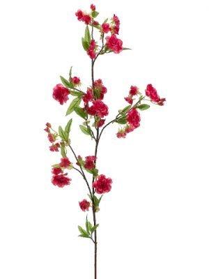 "36.5"" Cherry Blossom Spray Beauty Cerise"