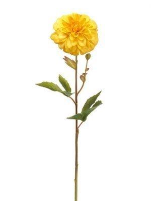 "18"" Dahlia Spray Yellow"