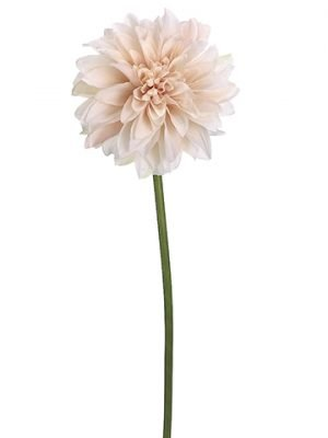 "19"" Dahlia Spray  Soft Pink"