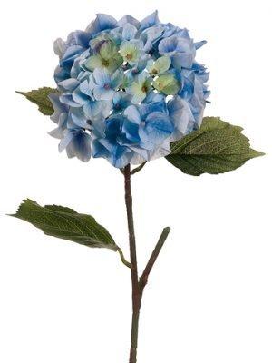 "23"" Hydrangea Spray Blue"