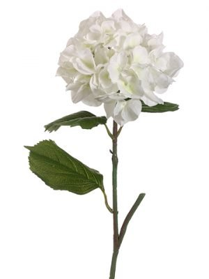 "23"" Hydrangea Spray Cream"