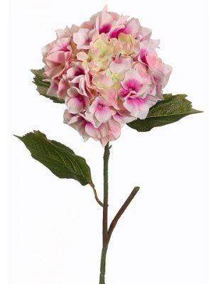 "23"" Hydrangea Spray Pink"