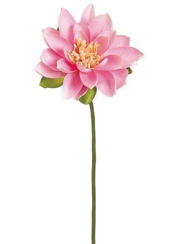 "27"" Lotus Bloom Spray Pink"