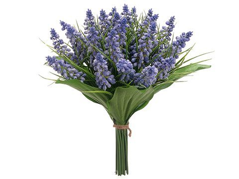 "10.5"" Muscari Bundle Helio Blue"