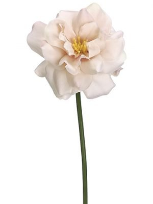 "19"" Garden Rose Spray  Soft Pink"