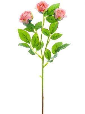 """16.5"""" Rose Spray Pink"""