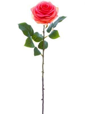 "27"" Rose Spray Coral"