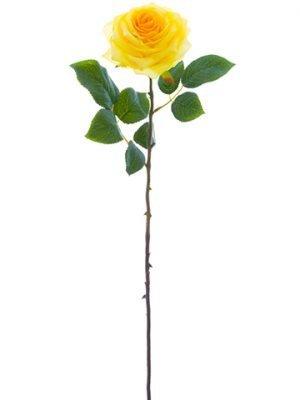 "27"" Rose Spray Yellow"