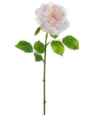 """17"""" Rose w/Rhinestone SprayBlush"""