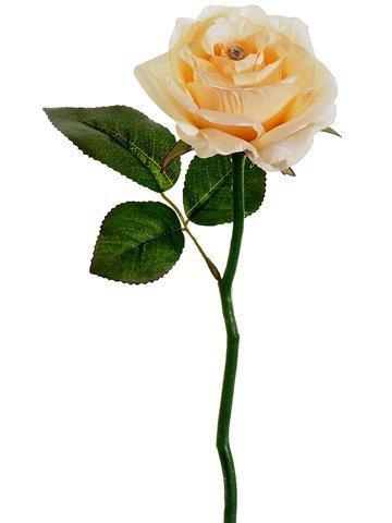 "12"" Diamond Small Rose StemBeige"