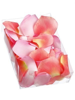 "2""H x 5.25""W x 7.5""L Rose Petal (250 Ea/acetate box) Rose"