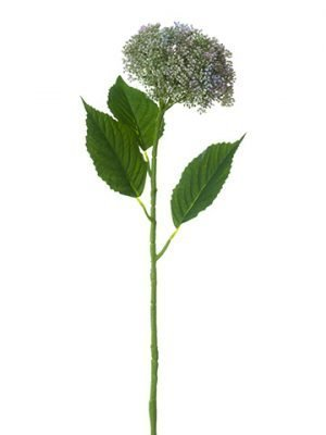 "28"" Hydrangea Berry Spray Lavender"
