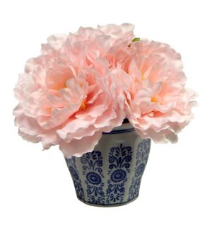 Chinoiserie Collection -- Pink Peony