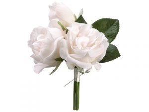 "5"" Garden Rose CorsageBlush"