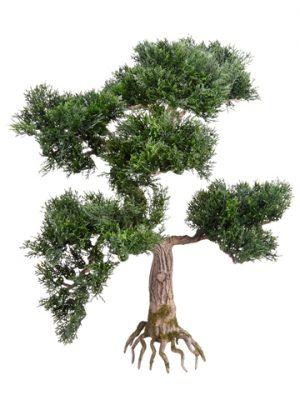 "16"" Cedar Bonsai Green"