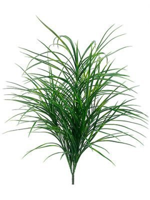"32"" Wheat Grass Bush x5 Green"