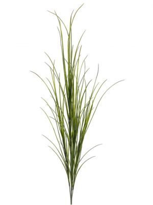 """60"""" Tall Willow Grass Bushwith 64 LeavesGreen"""