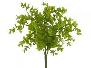 "13"" Soft PE Eucalyptus Bushx5Light Green"