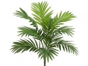 "18"" Areca Palm Bush Green"