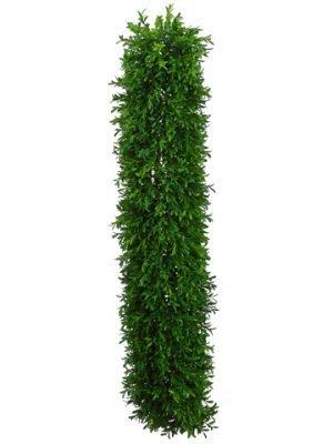 6' Tea Leaf Garland Green