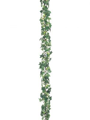 6' English Ivy Ring Garland with 510 Leaves