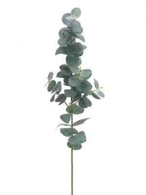 "29"" Eucalyptus Spray  Green Gray"