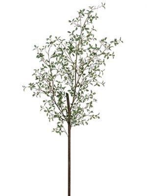 """88"""" Mini Leaf Tree BranchGreen"""