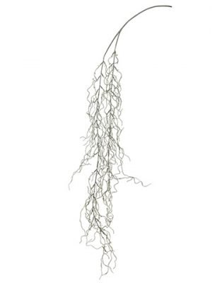 "54"" Spanish Moss Hanging Spray Green"